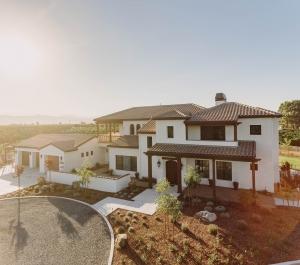 The Spanish Hacienda